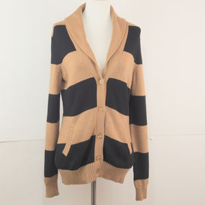 Tommy Hilfiger Long Striped Sweater Size Small